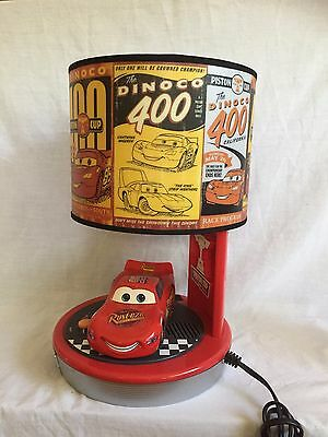Vintage Pistoncup Racing Series '95 LAMP SHADE ONLY