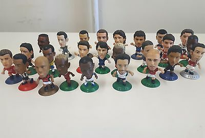 25 Corinthian Collectable Football figures 2000's All Listed Good Condition