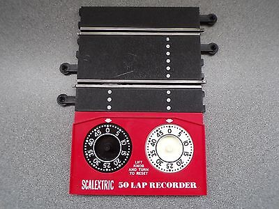 Scalextric Vintage C-272 50 Lap Recorder In Good Working Condition