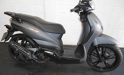 Peugeot Tweet RS 125 1 owner from new 1.6k kms Honda SH PS Kymco Agility