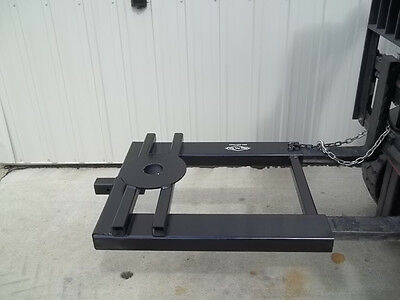 New Receiver Hitch / 5th Wheel Trailer Mover Forklift Attachment