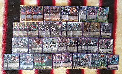 "Cardfight Vanguard Shadow Paladin Luard ""Diablo"" Deck"