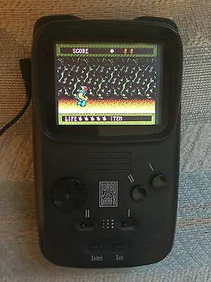 Turbo Grafx Express recapped and screen modded. duo 16 pc engine