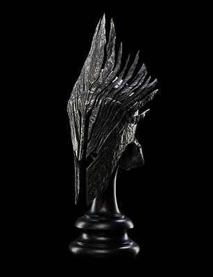 WETA Collectibles The Hobbit HELM OF THE WITCH-KING 1:4 Scale Replica NEW SEALED