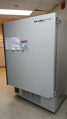 So-Low U40-28 Industrial Freezer -- down to -40 degrees!