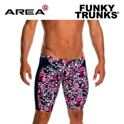 Funky Trunks Boys Jammers Funk Town Swimming Jammer, Boys Swimwear