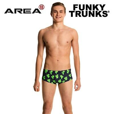 Funky Trunks Boys Prickly Pete Classic Trunks Swimming , Boys Swimwear