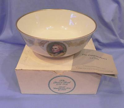 NIB - The Patroits Bowl 1776 - 1976 Special Commenorative Issue by Lenox