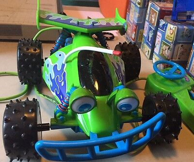 Disney Pixar Toy Story wired wired RC Remote Control Car Buggy by toy island
