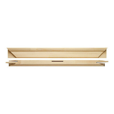 Jackson's : Museum Stretcher Bar Pair : 35x58mm : 165cm (65in Approx.) : With Ho