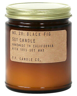 New Pf Candle Co Black Fig Regular Candle Loundge Living Room Natural