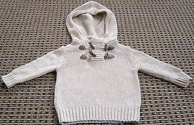 Witchery Kids Boys Wool/cotton Blend Jumper  Sz  2