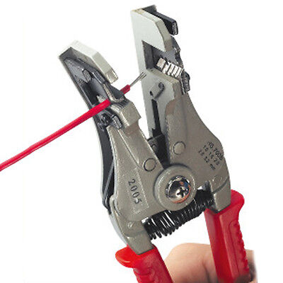 Steel Automatic Cable Cutter Wire Stripper Stripping Crimper Crimping Plier Cut☇
