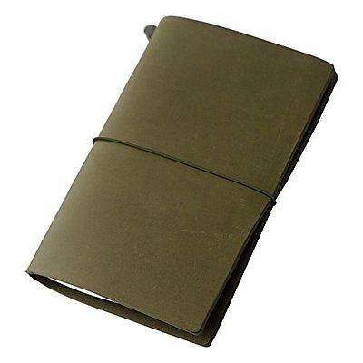 [ Midori ] Traveler's Notebook limited olive Edition Japan import
