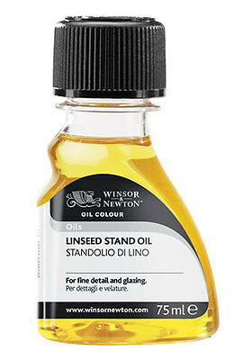 Winsor & Newton : 75ml : Artist Linseed Stand Oil