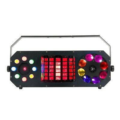 ADJ American DJ Boom Box FX2 StarTec Series Multi-Effect Light +Picks