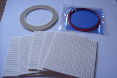 2000 Sticky foam pads . double sided tape and extra strong  double sided tape