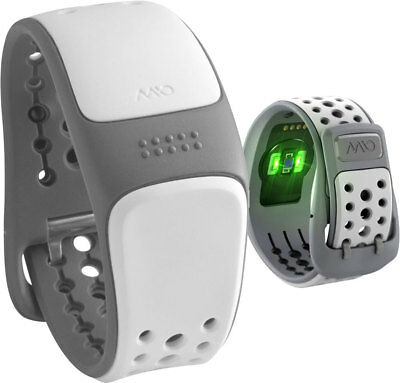 Mio Link Heart Rate Wristband Arctic