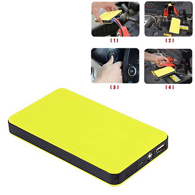 20000mAh Car Jump Starter Multifunction Battery Charger Power Bank Booster 12V