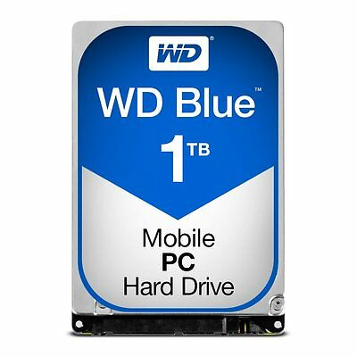 "1TB 2.5"" Western Digital Sata WD10SPCX 5400rpm 7mm Hard Disc Drive HDD"