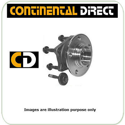 Continental Front Wheel Bearing Kit For Audi A6 2.0 2004-2007 Cdk6547