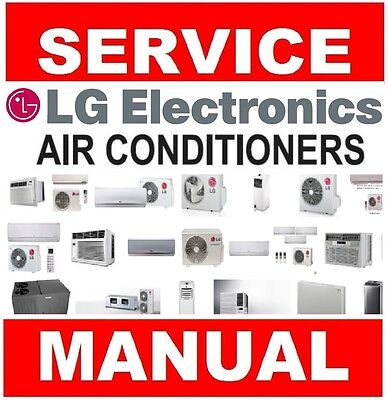 LG Air Conditioner System Service Manual and Repair Guide