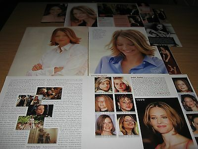 JODIE FOSTER - Magazine Clippings