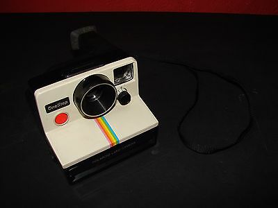 Polaroid One Step Land Camera (Tested and Working)