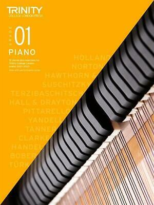 Trinity Piano 2018-2020 Grade 1 Book Only Pieces & Exercises Music Exam Learn
