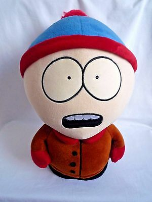 "Original South Park Soft Toy 14"" Stan / Comedy Central 1998"