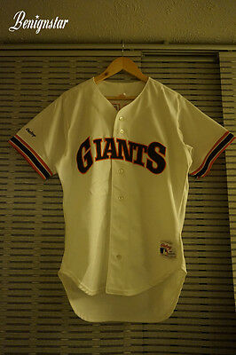 San Francisco Giants 1983-1993 Rawlings Home Baseball jersey