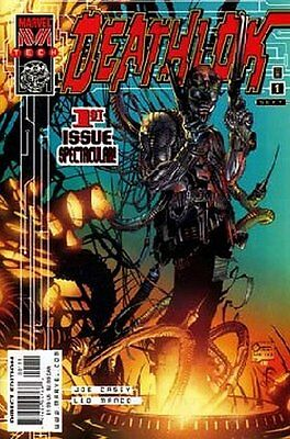 Deathlok (Vol 2) #   1 Near Mint (NM) Marvel Comics MODERN AGE