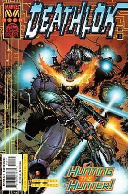 Deathlok (Vol 2) #   3 Near Mint (NM) Marvel Comics MODERN AGE