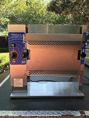 Prince Castle Vertical Toaster - 297-T9KFC - Excellent Condition