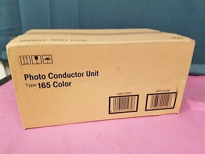 New in Sealed Box 402449 RICOH TYPE 165 PHOTO CONDUCTOR UNIT COLOR G276-17