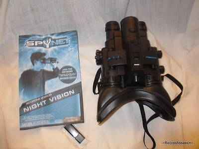 NICE Realtech Spy net IR NIGHT VISION Recording Goggles Records and Playback USB