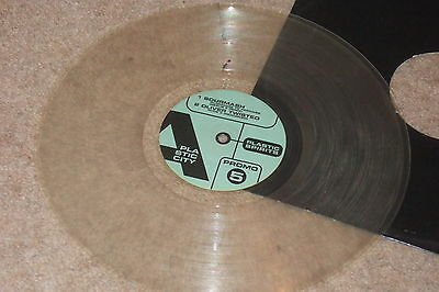 Plastic Spirits -    SOURMASH / RAZORS EDGE / OLIVER TWISTED....CLEAR VINYL!!