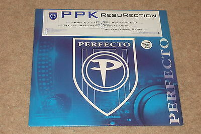"PPK ‎– ResuRection 2x12""        2001    TRANCE!!   NEAR MINT!!"