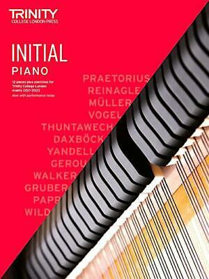 Trinity College London Piano 2018-2020 Initial Book Only Pieces Exercises Music
