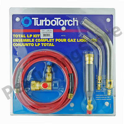 TurboTorch 0386-0247 LP-1 Torch Swirl Kit, MAP-Pro/Propane