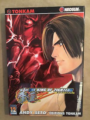 King Of Fighters Zillion - T12