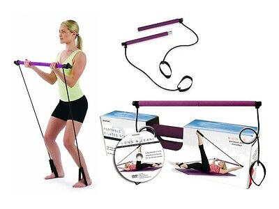 Portable Pilates Estudio Portatil Visto Tv Fitness Ejercicio En Casa