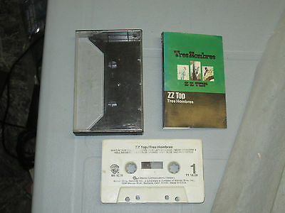 ZZ top - Tres hombres (Cassette, Tape) Working Great Tested