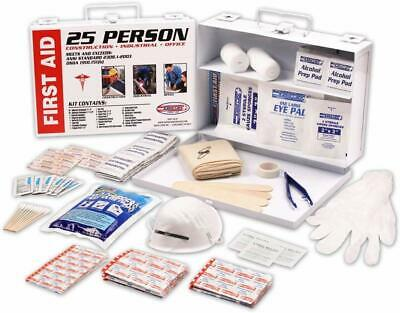 Home office Commercial business 25 Person Medical First Aid Kit Health Care ansi