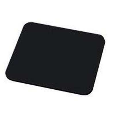New Black Point & Click Comfort Accuracy Anti-Slip Mouse Mat/Pad