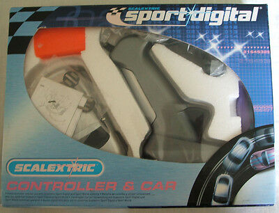 Scalextric Digital Car & Controller