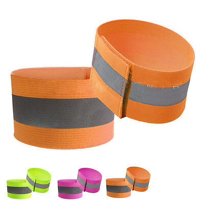 Sports Saftey Flashing Reflective Armband with High Visibility for Jogging
