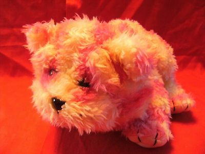 """bagpuss soft toy 9"""" approx pre loved"""
