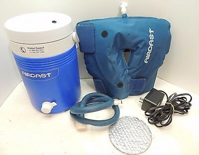 Aircast Cryo Cuff KNEE Large Motorized IC Cold Compression Therapy