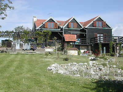 Croatian Luxury farmhouse smallholding with orchard, pond, pool and 25000m land